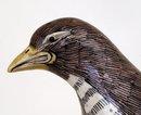 Old Chinese Export Famille Verte Porcelain Bird