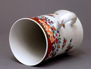 19C Chinese Export Famille Rose Tankard Mug Cup