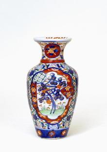 Old Japanese Imari Kutani Arita Vase