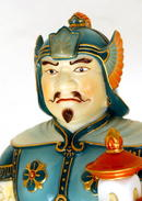 Japanese Toshikane Figurine Warrior 7 God Sg
