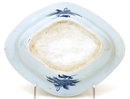 19C Chinese Export Blue & White Canton Bowl