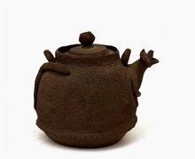 Meiji Japanese Banko Ware Teapot Sg