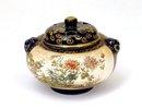 Old Japanese Kinkozan Satsuma Censer