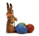 Austrian Vienna Bronze Bunny Figurine Sg