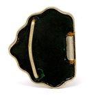 Japanese Cloisonne Enamel Belt Buckle