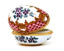 Vintage Hand Painted Limoges Style Ashruy Box