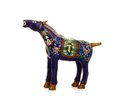 Old Chinese Export Cloisonne Horse Pony
