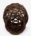 Japanese Bamboo Basket Ikebana Hanakago