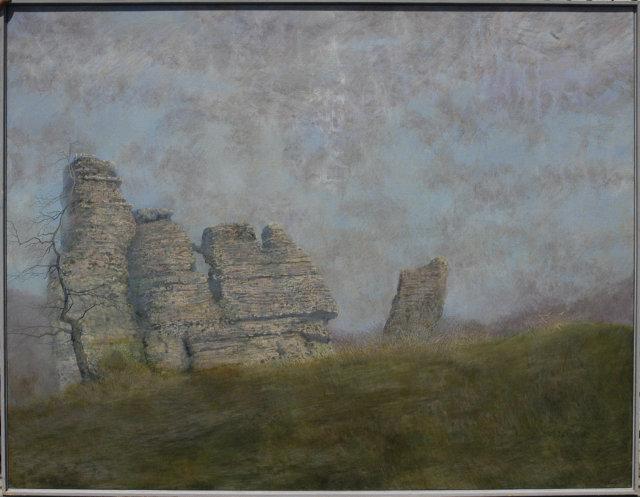 Charles Brindley Rock Forms 1983