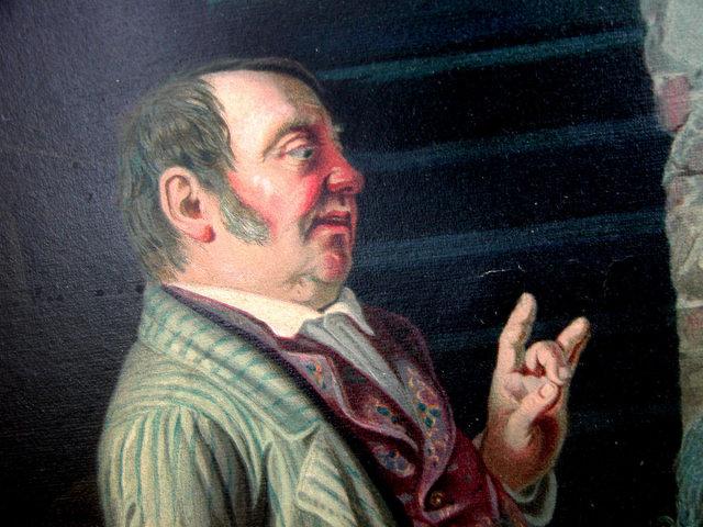 Johann Peter Hasenclever (German, 1810-1853)