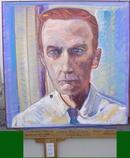 Cornell Woolrich Portrait  Chris Pelletiere