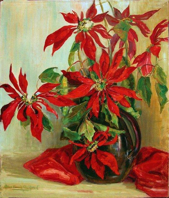 Helen Gleiforst Floral Still Life