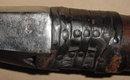 German Boar Spear, Brunswick 17th C