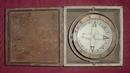 Heavy Bronze Binnacle Mount Ship's Compass,