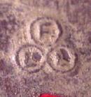 German WWII Close Combat Badge in Bronze