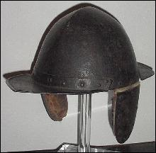 German Siege Helmet, ca. 1630