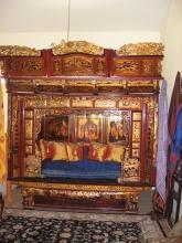 Fine Quality Chinese Wedding Bed, ca. 1870