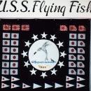 Engine Order Telegraph, Submarine USS Flying Fish, SS-229