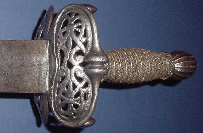 Transitional Rapier/Smallsword, Probably Dutch, ca. 1660