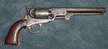 Colt M1851 Navy Revolver