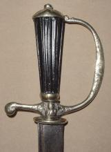French Hunting Sword, 18th C
