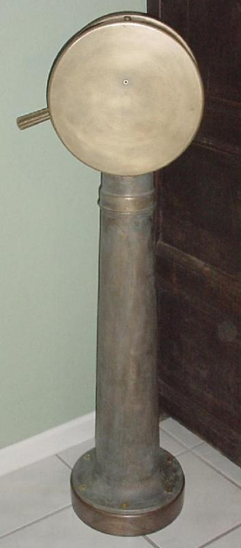 WWII Era US Navy or Merchant Marine Engine Order Telegraph