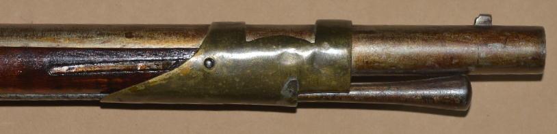 Dutch Flintlock Musket, First Half 18th C