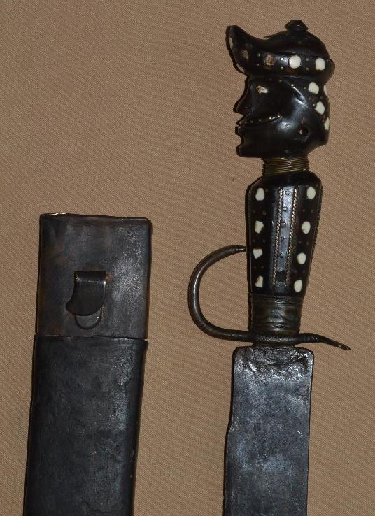 Unique Italian Cutlass, Sabre, Sword, ca. 1700