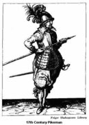 Swiss Luzern Pike, Spear, 15th/16th Century, Landsknecht, Unmarked