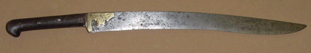 Turkish Yataghan, Sword/Dagger,19th C