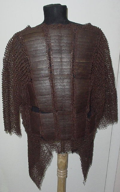 Indian Chain Mail and Plate Shirt, Deccani, 17th C