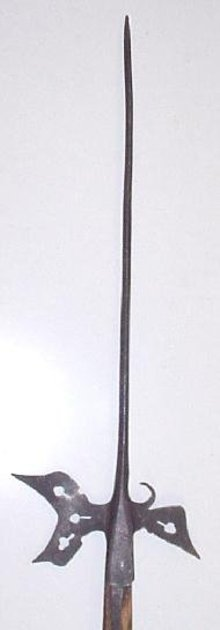Austrian Halberd, ca. 1580