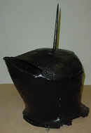 English Jousting Helm in 15th C Style, 19th C