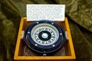 WWII Japanese Ship's Compass, Destroyer Yukikaze