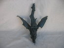 Antique Dragon Wall Sconces Bronze