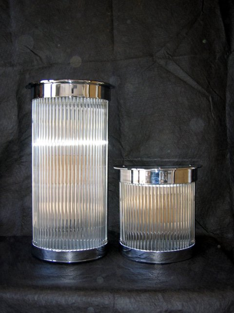 Art Deco Wall Sconces From The St James Club