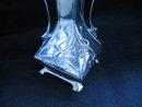 Art Nouveau Style Pewter Vases