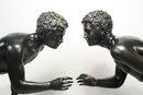 Bronze Roman Runners