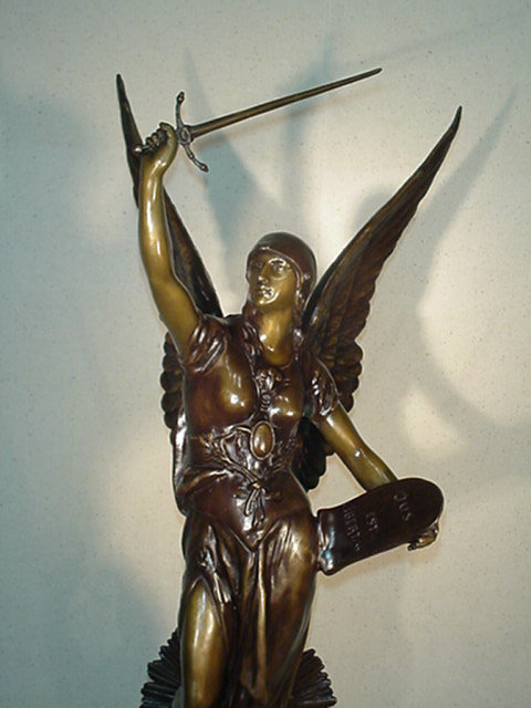 Angel Warrior W/Sword