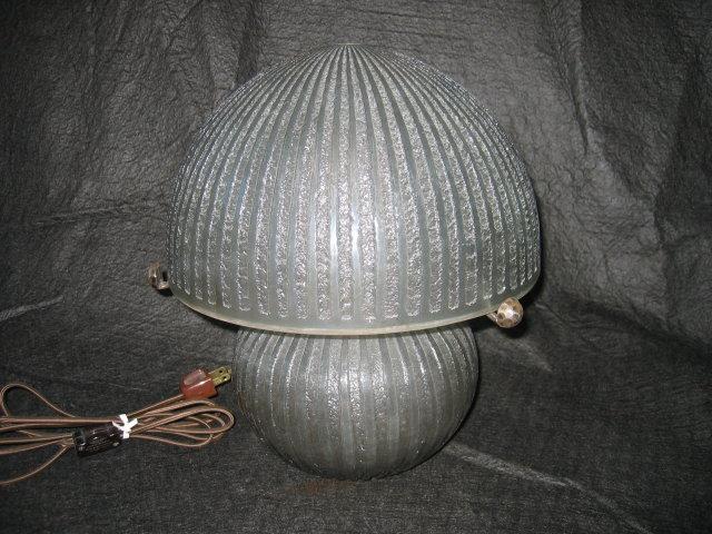 Small Mushroom Table Lamp