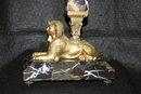 Egyptian Sphynx Table Lamp