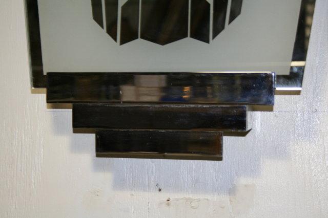 Original Art Deco Wall Sconce