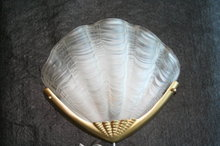 Sea Shell Sconce