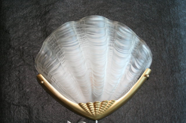Sea Shell Sconce