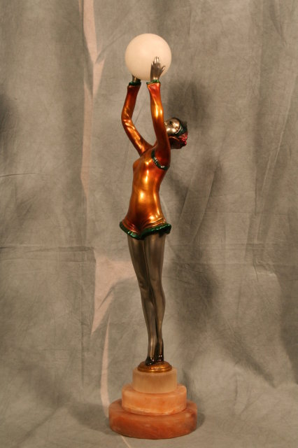 Art Deco Sculpture Figurine
