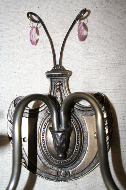 Two Arm Wall Sconce