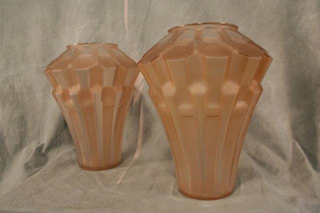 Original Geometric Vase