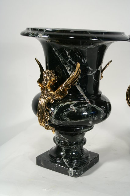 Dore Marble Urns