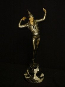 Art Deco Figurine/ Ballet Russe by Chiparus