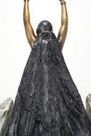 Bronze Figurine Titled Nordica